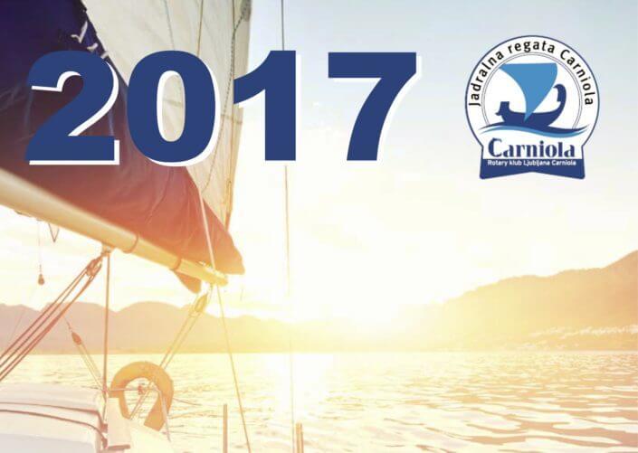 Carniola Regata 2017