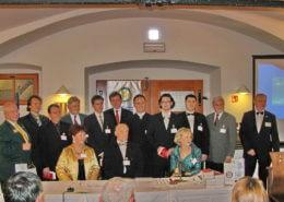 Charter Rotary klub Brnik 2007